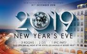Sofitel Los Angeles 2019 New Years