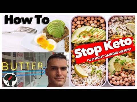 How To Stop Keto Without Gaining Weight