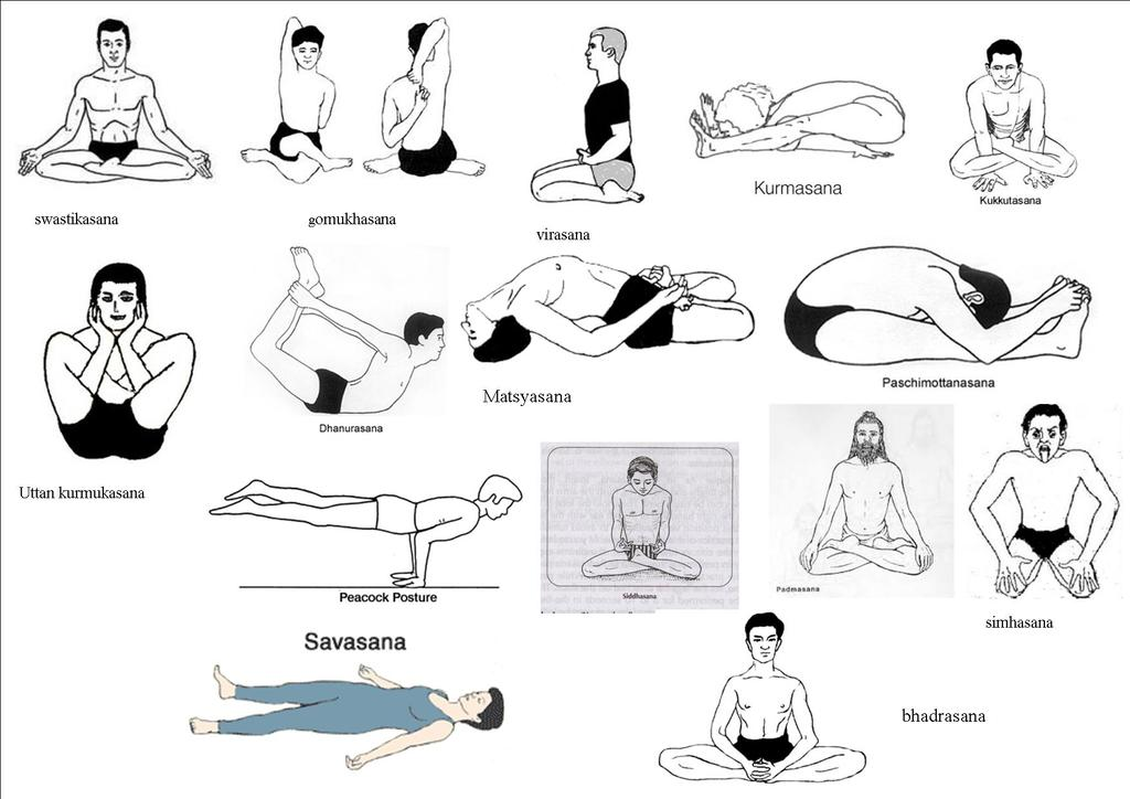 The Older Asana Yoga Poses Yoga And Tantra Somathread