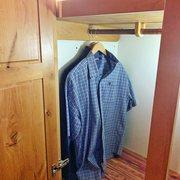 RV Wardrobe Closet - 11