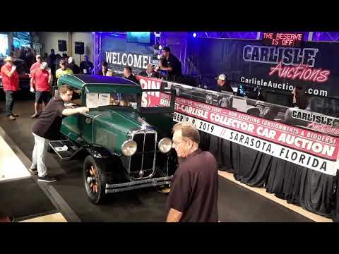 1930 Pontiac Big Six The Buy Of the Year!!! At the 2019 Fall Carlisle Auction