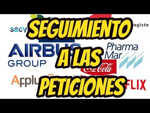 Analisis de las peticiones de acciones por Alberto Garcia Sesma