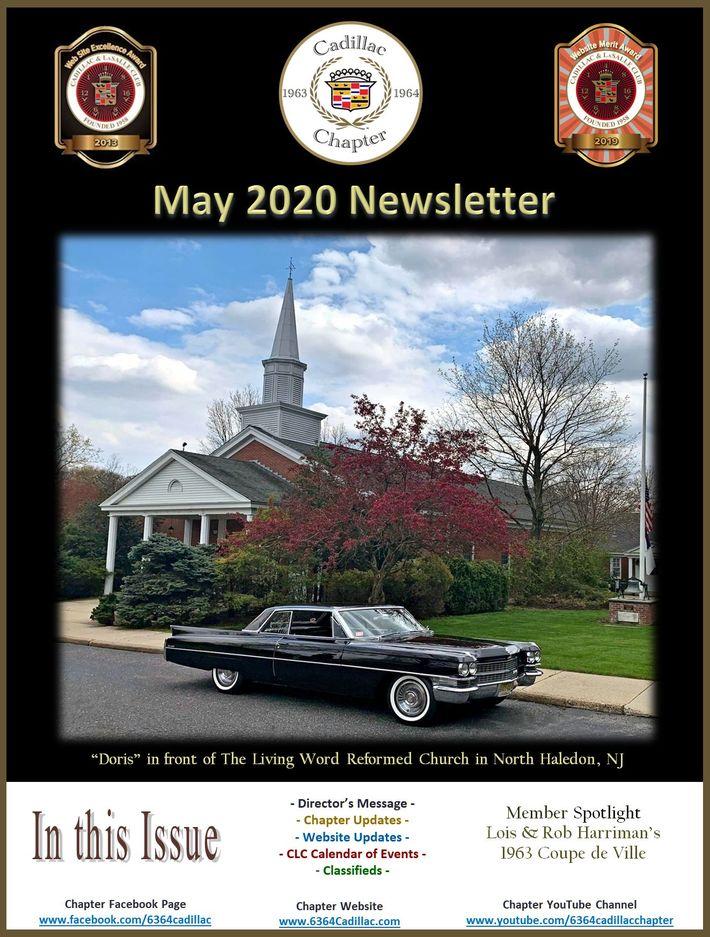2020-05 May 63-6357 Lois & Rob Harriman