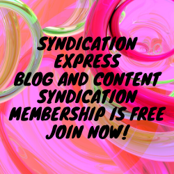 Syndication Express - New Look and Added Features