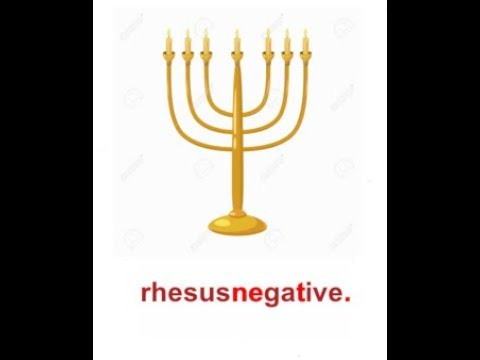 Which were the blood types of the ancient Hebrews? #RhNegative