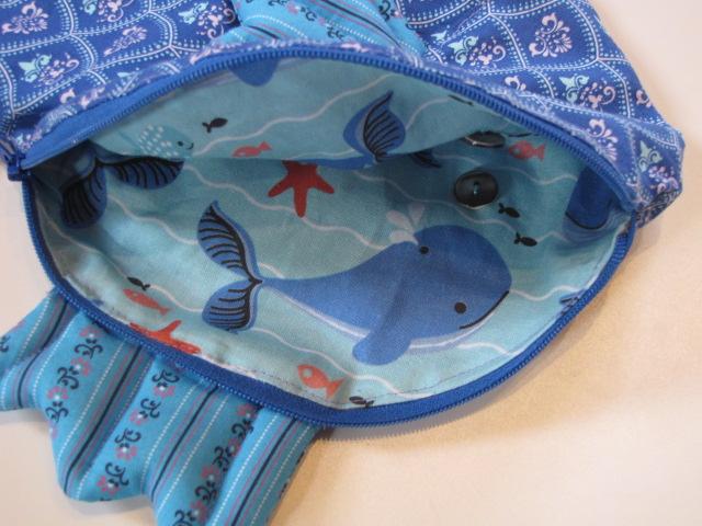 Projekttasche Fisch