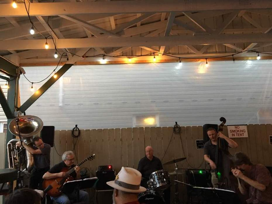 Hoover-Rosenberg Jazz Quintet