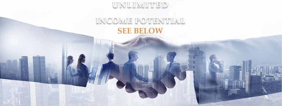 Unlimited Income Potential