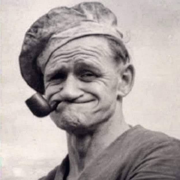 ¿Quién fue realmente Popeye el Marino?