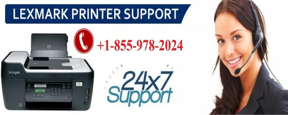 Lexmark Printer service +1-855-978-2024