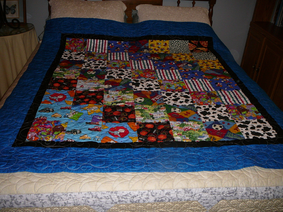 Donation quilt 2020
