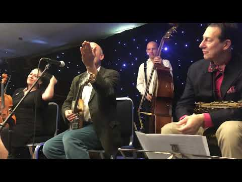 """Spats Band (Thomas """"Spats"""" Langham's All-Star Orchestra) - Mike Durham's Classic Jazz Party 2018"""