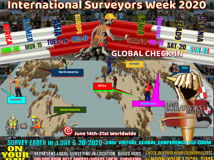 International Surveyors Week 2020