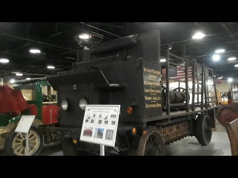 1913 CT Electric Truck At the Boyertown Museum of Historic Vehicles