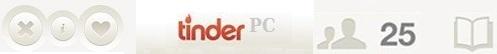 Tinder Search & Finder Logo
