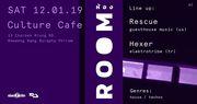 """งาน """"ห้อง - Room #3 // Rescue"""""""