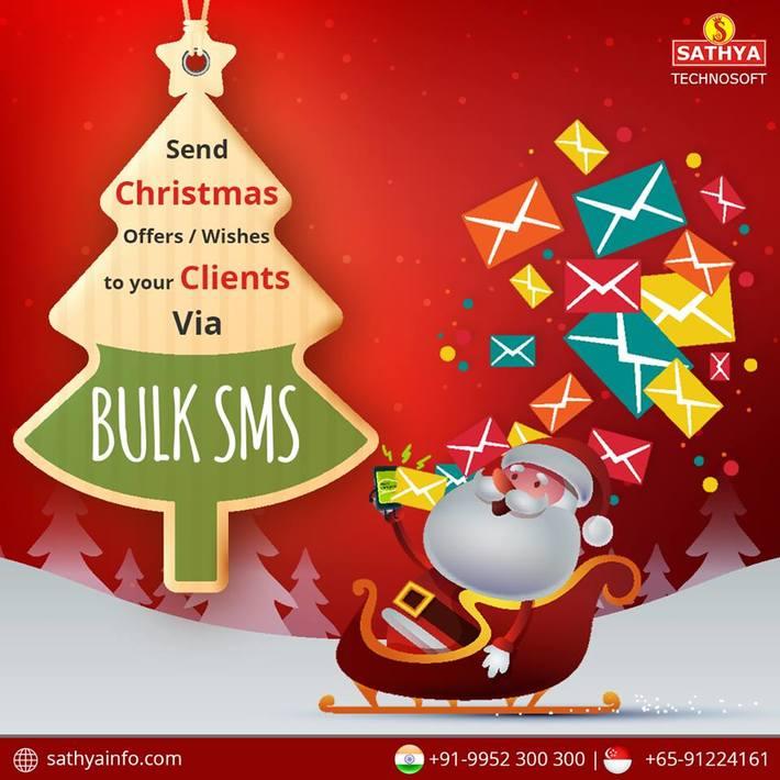 Bulk SMS Service Provider in India-Sathya Technosoft - 1