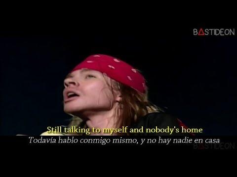 Guns N' Roses - Estranged (Sub Español + Lyrics)
