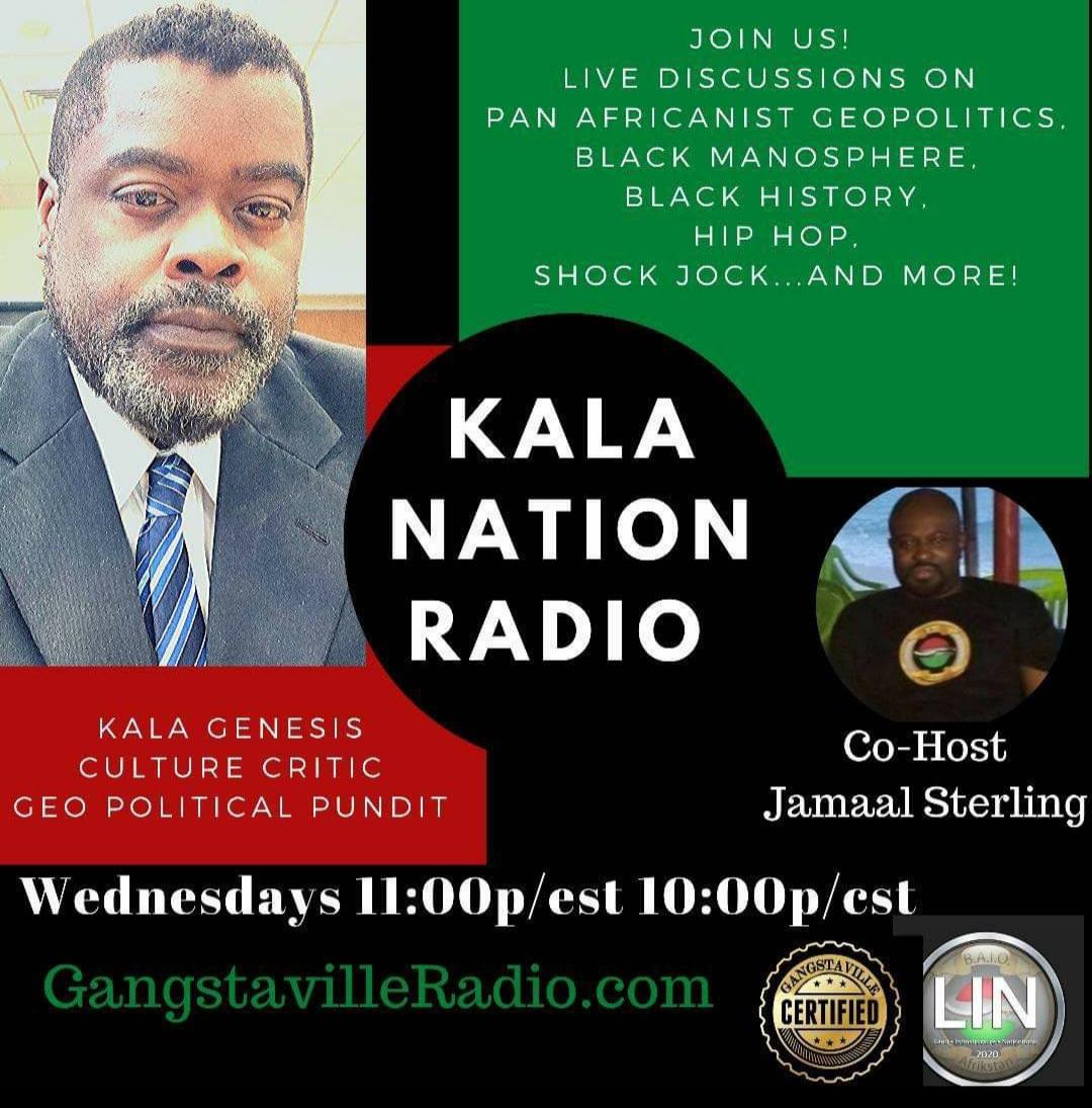 Kala Nation Radio featuring Brother Shakem