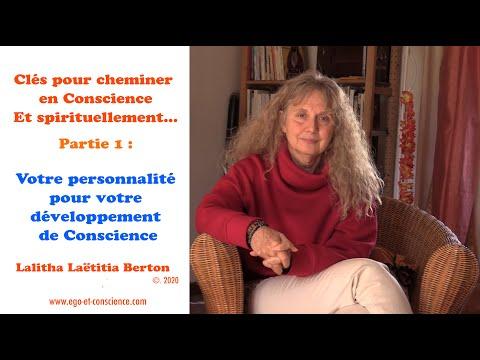 Clés pour cheminer en Conscience et spirituellement #1 Pont entre personnalité, révolution et Être