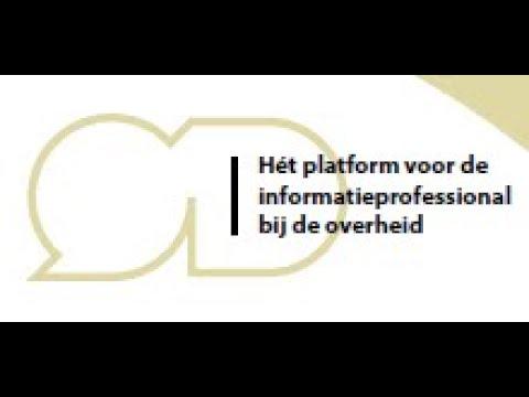 Od Ronde Tafel 04/2020 over Young Professionals, Informatiebeheer en Covid-19 en de toekomst.