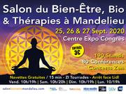 Salon du Bien-être, Bio et Thérapies Mandelieu 2020