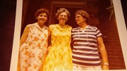 The girls-Aunt Lillian,Grandma,Aunt Margie