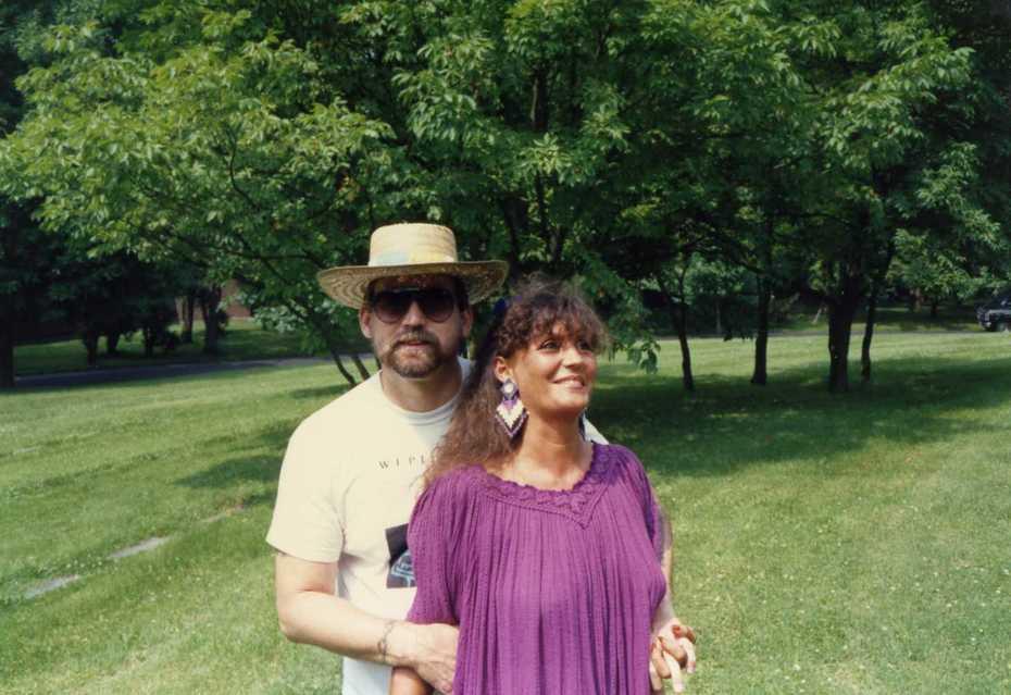 Chris and Judy