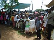 A Ugandan Village