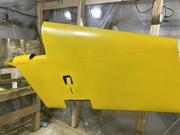 801 Rudder - Paint 2