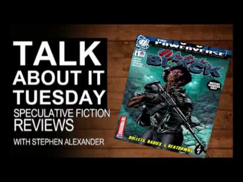Talk About It Tuesday 12-25 Victoria Black