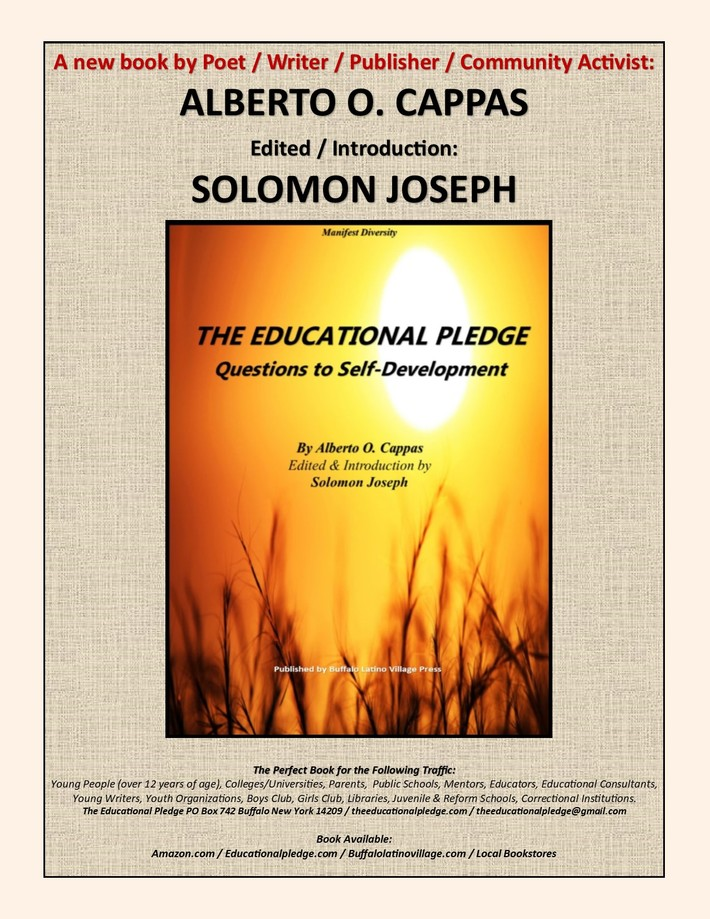 Cover of the book: The Educational Pledge, Questions to Self-Development