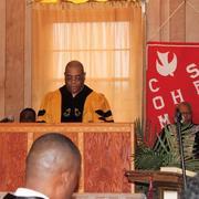 Rev Tony Anthony Lawson 2nd