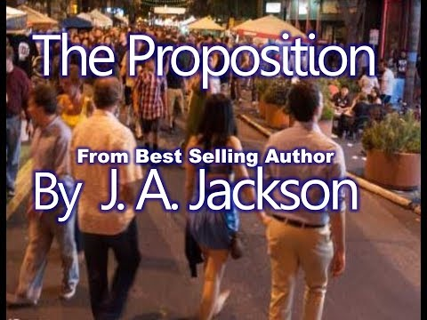 The Proposition ~ Three Men, One Woman ~ Veil of Deception
