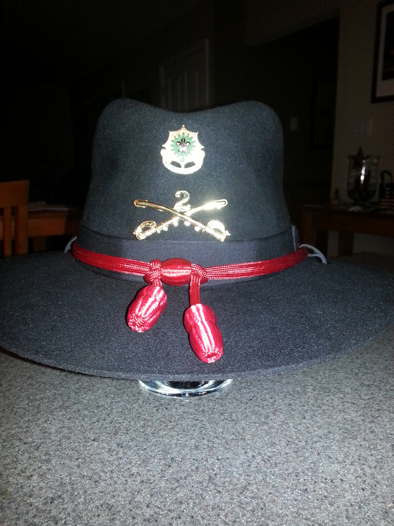 90f6df8c02021 STETSONS aka CAVALRY HATS Etc. - Dragoon Base