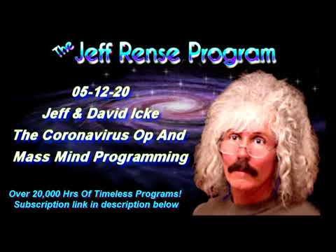 Jeff & David Icke - The Coronavirus Op And Mass Mind Programming