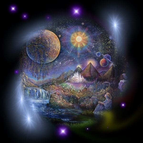 Meditacion  recibir proteccion planetaria cósmica