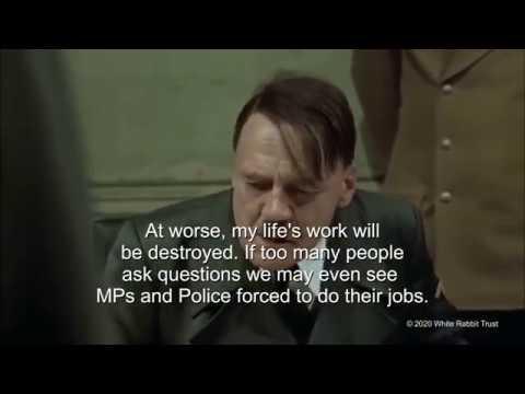 Hitler's UK Coronavirus Control Bunker - Volume 1 - White Rabbit Trust
