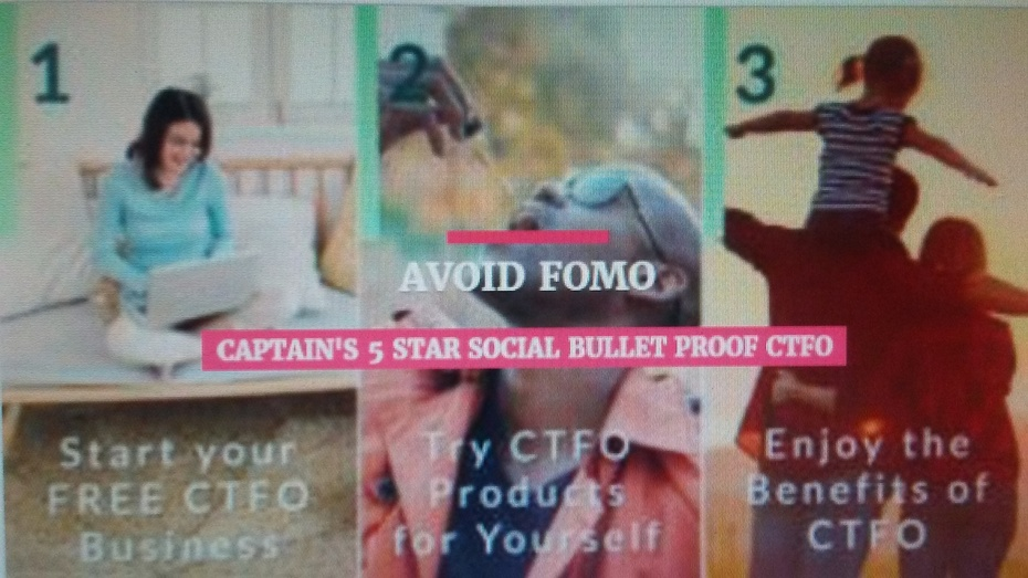 AVOID FOMO WITH CTFO