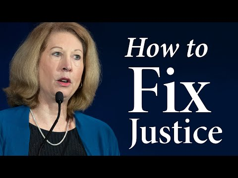 Sidney Powell   How to Fix Justice