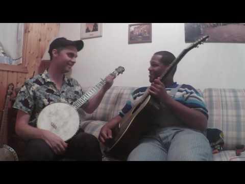 Freckles (Morley) - banjo by Kris Truelsen