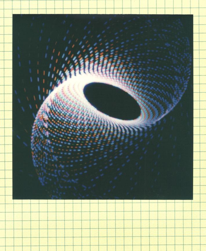 Pendolo n.4 - Pattern immaginari
