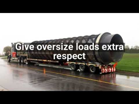 6 Tips To Sharing The Road Safely With Transport Trucks