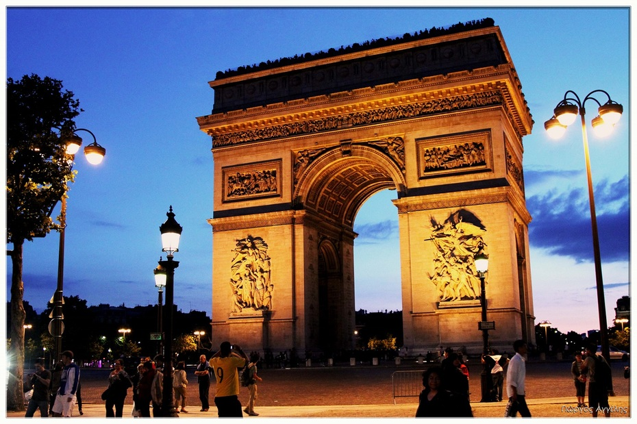 FRANCE #  Η ΑΨΊΔΑ ΤΟΥ ΘΡΙΆΜΒΟΥ