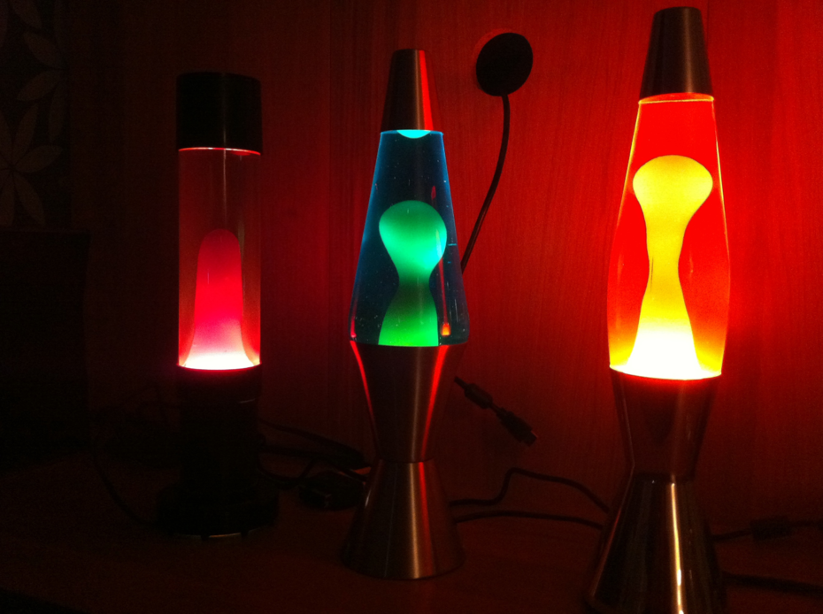 Some of the lamps