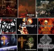 SACRILEGE discography