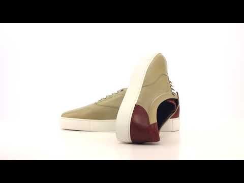 Custom Top sider sneakers by Smythe & Digby