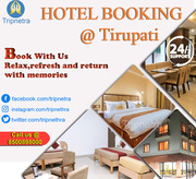 Luxury Hotels In Tirupati|Hotels Near Tirupati Railway Station