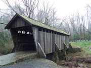 NC Covered Bridge