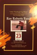 Roy Roberts-After Thanksgiving Party Show